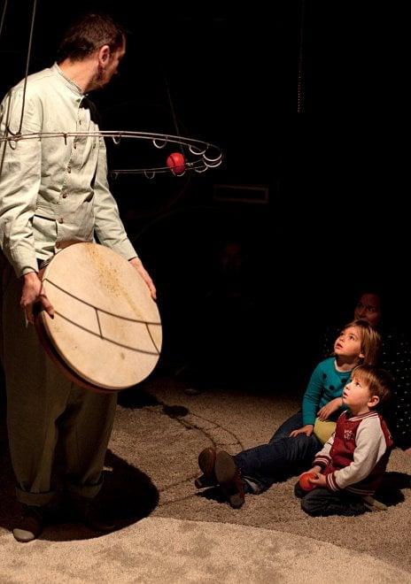 Romaeuropa, un palcoscenico dedicato ai bambini