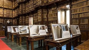 I libri del cuore  nelle foto di De Merode