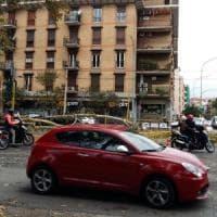 Roma, un albero crolla sulla Gianicolense:  tranciati i cavi del tram 8