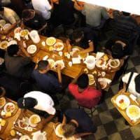 Roma, pranzo gratis ai bisognosi in 10 ristoranti del centro storico per la giornata dei Poveri