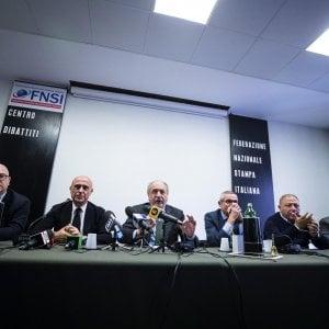 Ostia di nuovo in piazza per la libertà di stampa e contro la mafia