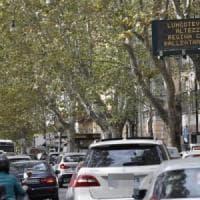 Roma, il 19 novembre domenica ecologica. Blocco del traffico in fascia verde.