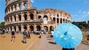 Dreaming in Rome: la Capitale spettacolo sempre nuovo  vd