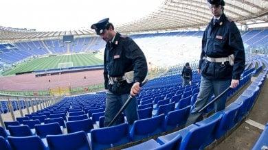 Derby all'Olimpico, oltre 1000 agenti al Foro Italico: deviazioni e chiusure