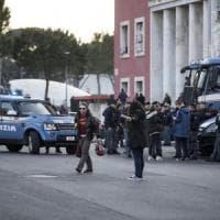 Roma, scontri post derby in manette un tifoso della Lazio