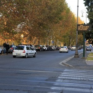 Domenica ecologica a Roma, terminato il blocco del traffico; oltre 400 multe