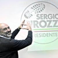"""Elezioni Regione Lazio, Pirozzi: """"CasaPound? Ne parlerò sempre bene hanno aiutato..."""