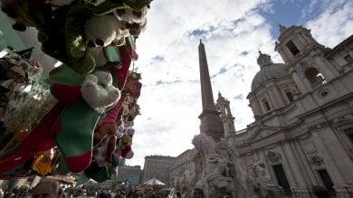 Befana,  grazie a bando 5S i Tredicine  si riprendono piazza Navona per 9 anni