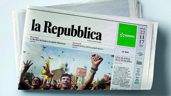 Nuova Repubblica, partecipa alla presentazione a Roma