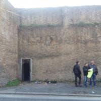 Roma, nella cisterna romana un set di film porno