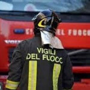 Roma,  lastra di lamiera di 4 metri cade dal tetto del Palazzo d'Arte moderna all'Eur