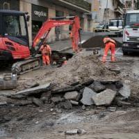 Roma, doppia voragine su via Gregorio VII: residenti a secco