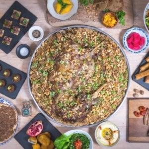 Roma, hummus, falafel e altro, una settimana di cucina palestinese