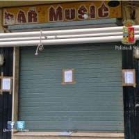 Ostia, chiuso il bar degli Spada per sicurezza: