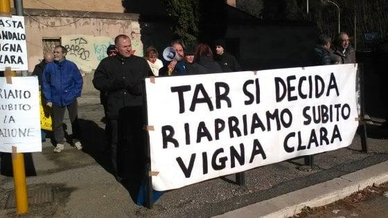 """Stazione di Vigna Clara, pressing sul Tar. Un Anello per Roma: """"Apritela"""""""