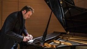 """Gualazzi: """"Io, il piano  e John Wayne""""   foto"""