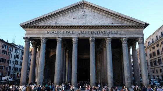Roma: da maggio al Pantheon con un biglietto di 2 euro