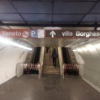 Roma, guaste le scale mobili di piazza di Spagna. Atac: