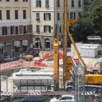 Metro C a Roma, 221 milioni di danni.