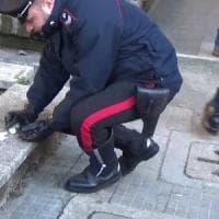 Roma, controlli ad alto impatto a San Basilio: sequestrate droga e armi