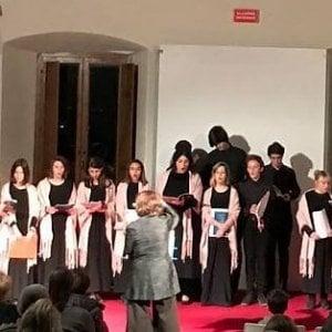Il coro di Artipelago canta la Natività nella Rocca di Castelnuovo di Porto