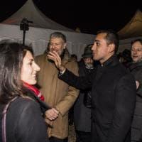 Capodanno a Roma, Di Maio alla festa del Circo Massimo organizzata dal Comune