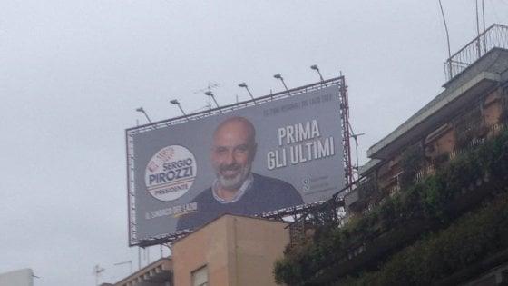 """Regionali, nel centrodestra è ancora rebus e Pirozzi avverte: """"Io vado avanti"""""""