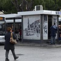 Il venerdì nero dei trasporti a Roma, fermi bus e metro