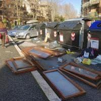 Emergenza rifiuti, l'Abruzzo a Campidoglio: