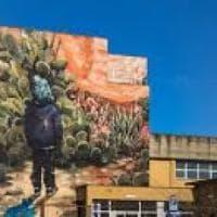 Civita Castellana, la street art colora la città della ceramica