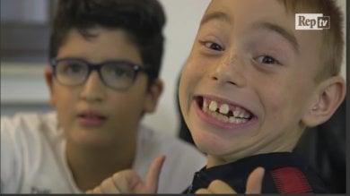 Cerveteri, trovati fondi per alunni disabili: Giammaria può andare a scuola come tutti