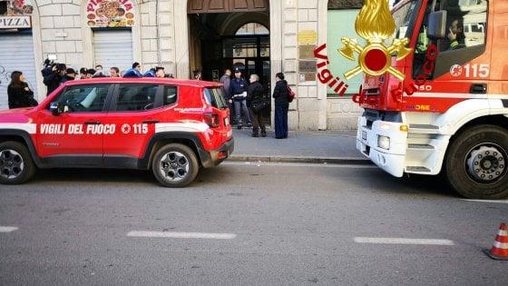 Fuga di gas in via Cavour: evacuata palazzina