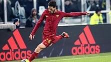 Florenzi punta l'Inter    Perotti in forte dubbio