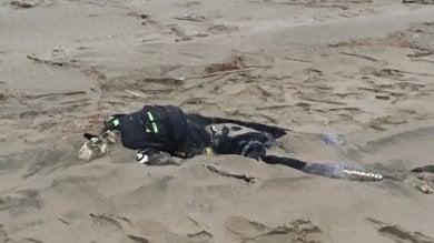 Sabaudia, giallo fra le dune: sulla spiaggia trovato scheletro con indosso una muta