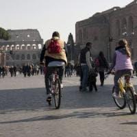 Roma, il 21 gennaio la  domenica ecologica: le prossime l'11 e il 25 febbraio