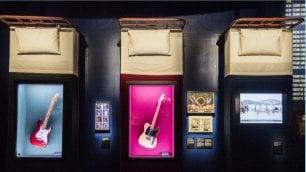Roma, in mostra la musica e il mito: quel che resta dei Pink Floyd