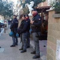 Ostia, sequestrato un revolver in uno stabile in piazza Gasparri