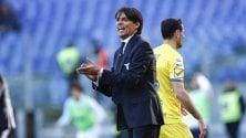 """Inzaghi: """"Sul Var aspetto ma non cambio idea"""""""