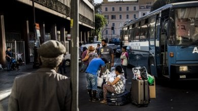 Roma, sgombero di via Curtatone: condannati tre ex occupanti dello stabile