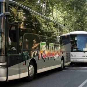 Campidoglio, nuove regole bus turistici: ok da commissione