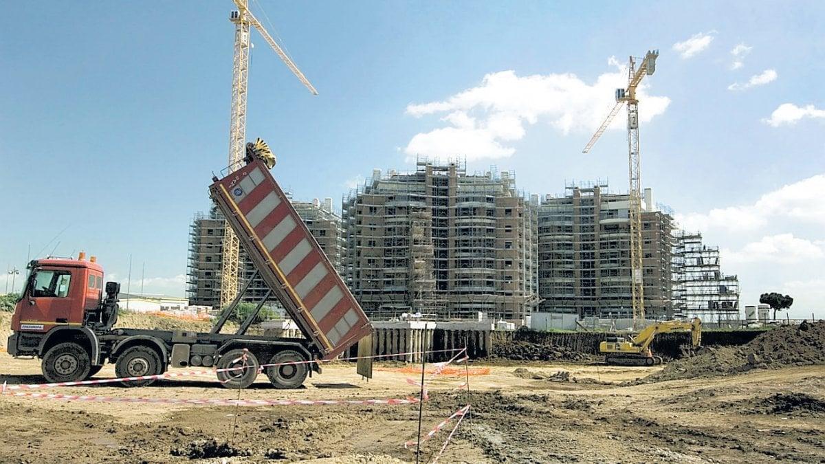 Roma l 39 imbroglio dei piani di zona duecentomila case for Piani di casa a sud abitano com piccole case