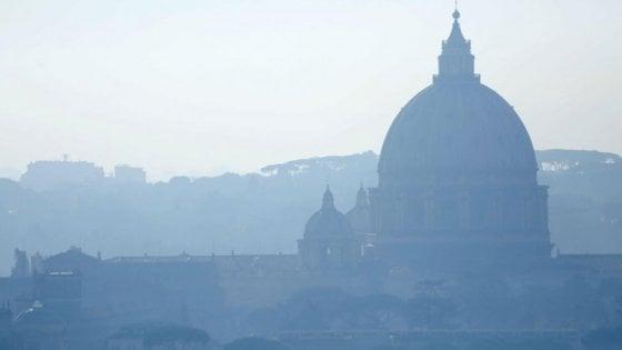 """Smog a Roma, il Campidoglio avverte: """"Situazione critica per tre giorni"""""""