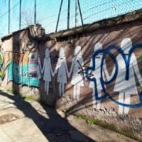 Roma, San Lorenzo: sfregio dei writer alle vittime del femminicidio