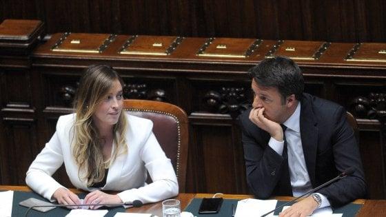 Gentiloni, Orfini, Boschi: a Roma il Pd schiera i big e cancella le minoranze