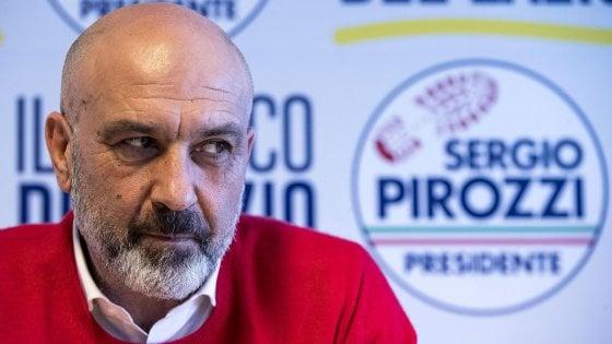 """Regionali Lazio, Pirozzi a Meloni: """"La mia espulsione ricorda le purghe di Stalin"""""""