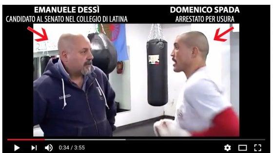 """M5s, imbarazzo per il candidato Dessì: su Facebook """"balla con gli Spada"""" e si vanta di aver picchiato uno straniero"""