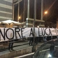 Roma,  a Ponte Milvio compare lo striscione a favore di Luca Traini