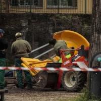 Roma,  ruspe sui giochi dei bimbi: a rischio 72 aree verdi