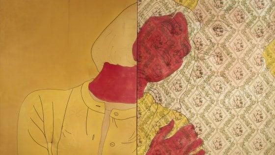 Roma, al Palazzo delle Esposizioni Ironico Tacchi: la critica sociale è un sofà a colori