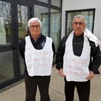 A Roma nonni in trincea contro il Municipio: